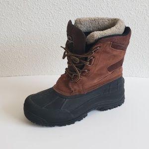 Weatherproof winter du-pont  thetmolite boots